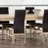 Tables repas et chaises Ambre