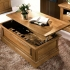 Table basse bar dinatoire