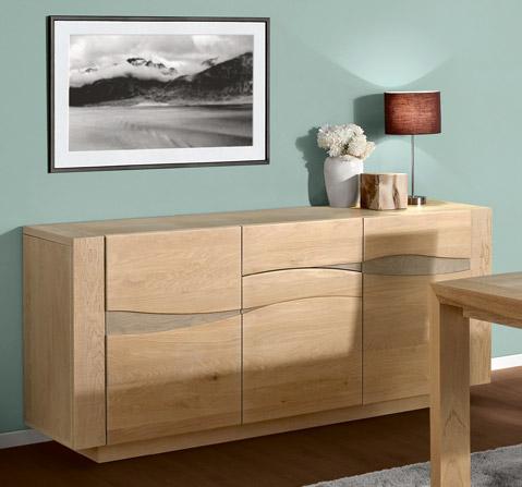meubles modernes salle manger bol ro en ch ne meubles bois massif. Black Bedroom Furniture Sets. Home Design Ideas