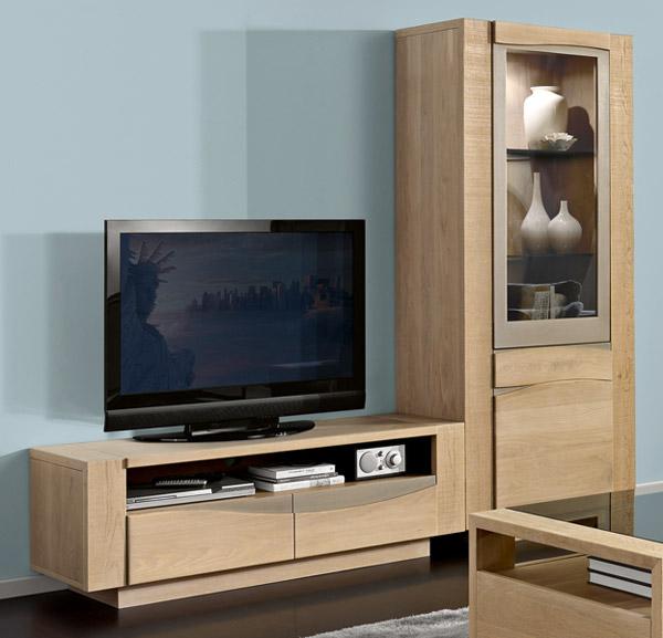 Catalogue Salon En Bois Massif : Salon boléro en chêne meubles bois massif