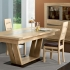 Table a manger pied central Bolero