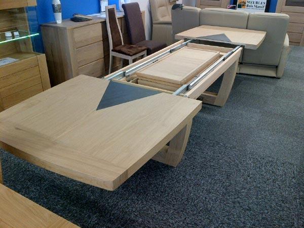 meubles salle manger naxos en ch ne meubles bois massif. Black Bedroom Furniture Sets. Home Design Ideas