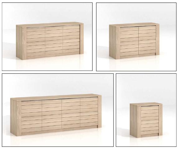 mobilier moderne salle manger omega meubles bois massif. Black Bedroom Furniture Sets. Home Design Ideas