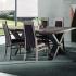 Table de repas Orion et ses chaises