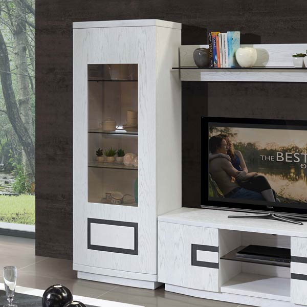 Meubles de salon en chêne Panama  Meubles Bois Massif -> Meuble Tv Panama