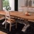 Table de ferme Paris avec allonges