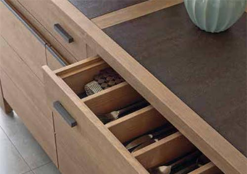 mobilier salle manger ravel bois d 39 oregon meubles bois massif. Black Bedroom Furniture Sets. Home Design Ideas