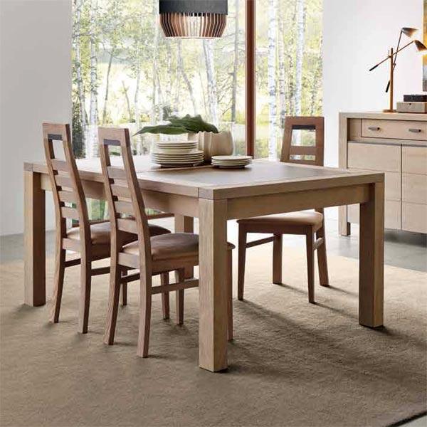Mobilier salle manger ravel bois d 39 oregon meubles for Mobilier salle a manger contemporain