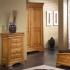 Chiffonnier et armoire Topaze