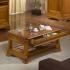 Table basse avec tiroir Topaze