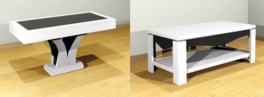 Table basse Tussy