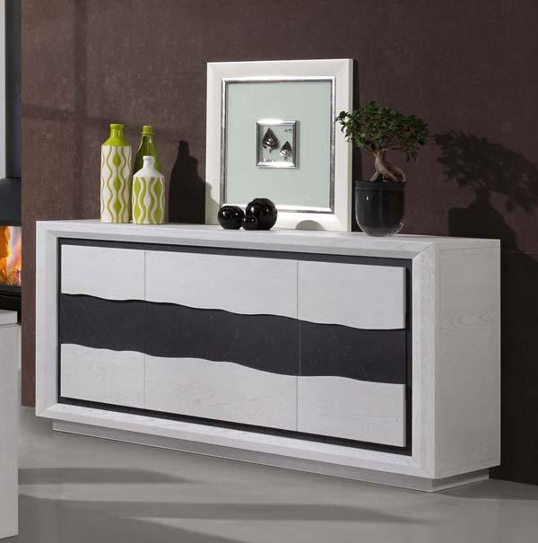 Decoration Sejour Salon Contemporain : Salle à manger contemporain wapa chêne meubles bois massif