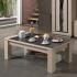 Table basse Wapa plateau céramique