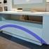 Meuble TV Arche 2 tiroirs