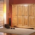 Armoire 4 portes Ardoise