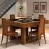 Table de repas et chaise Bali