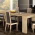 Table console en chene massif
