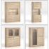 Modèles de vitrines Omega