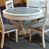 Table de repas ronde Ondine