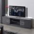 Meuble TV chene gris Panama