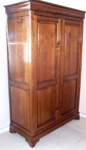 Tiffany armoire meubles bois massif - Meuble tiffany ...