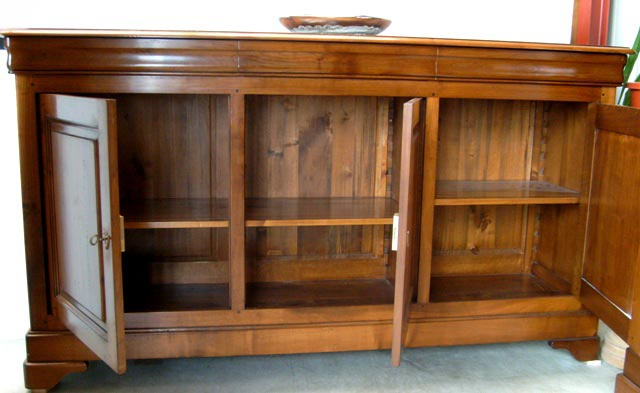 Tiffany bahut 1 meubles bois massif - Meuble tiffany ...