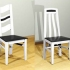 Chaises Tussy
