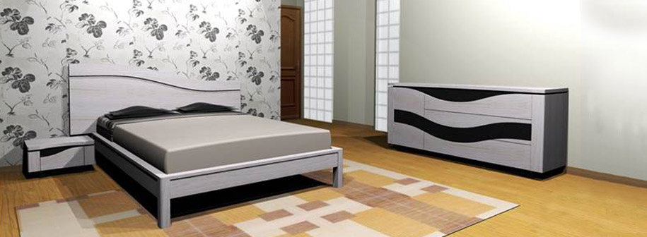 Chambre moderne Tussy